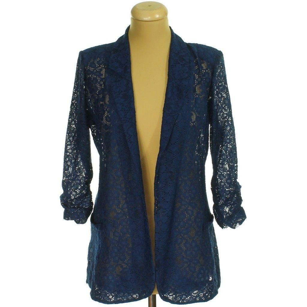 9d0852ecb4 Next kék csipke blézer | Felső, pulóver, póló - Női ruha | Gardrób ...