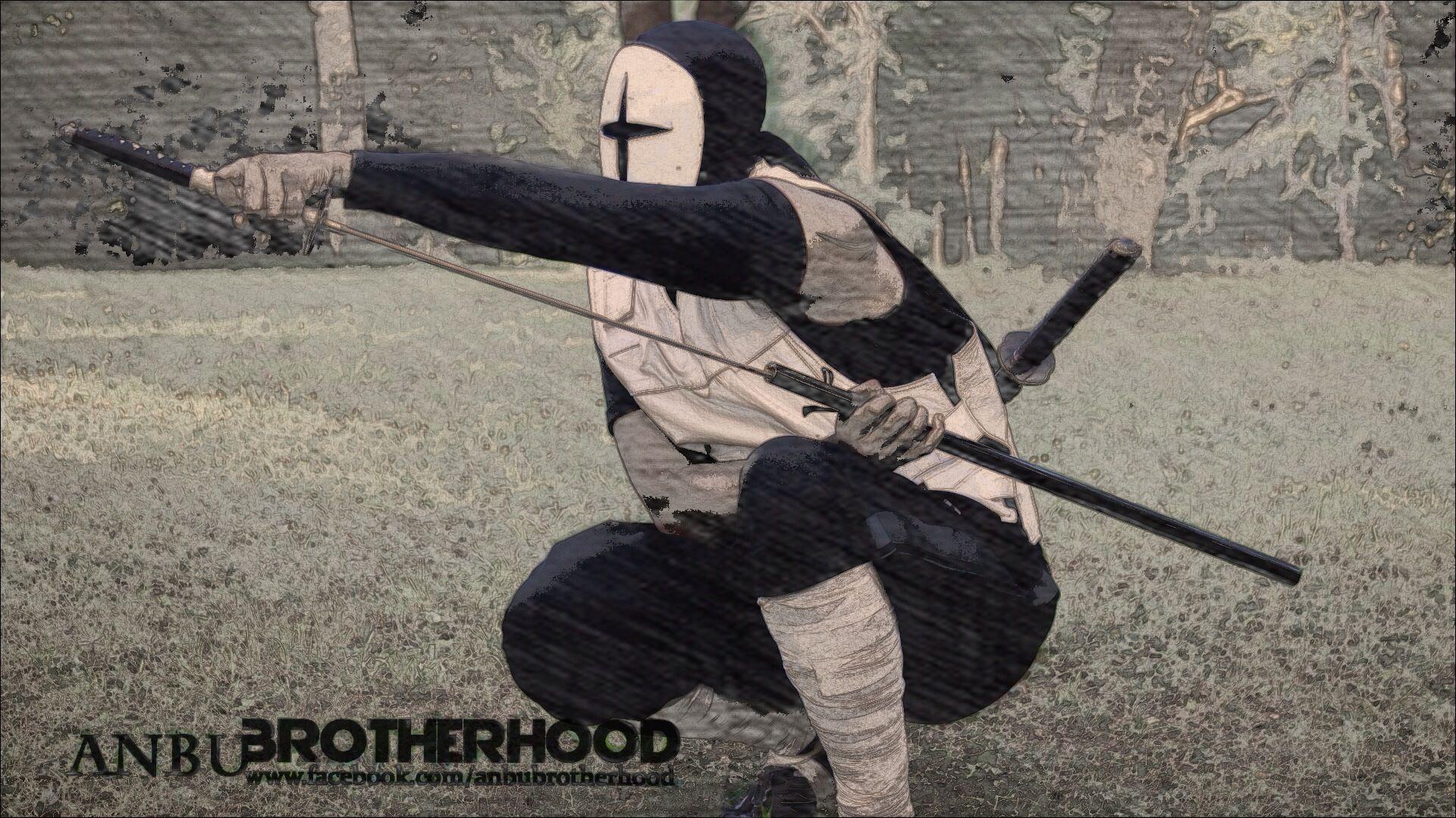 Original Live Action ANBU Wallpapers at 1080p. ANBU Brotherhood of Masks. Naruto Cosplay Kaede ...