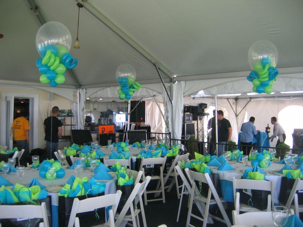 Elegant Balloons Gallery Sweet 16