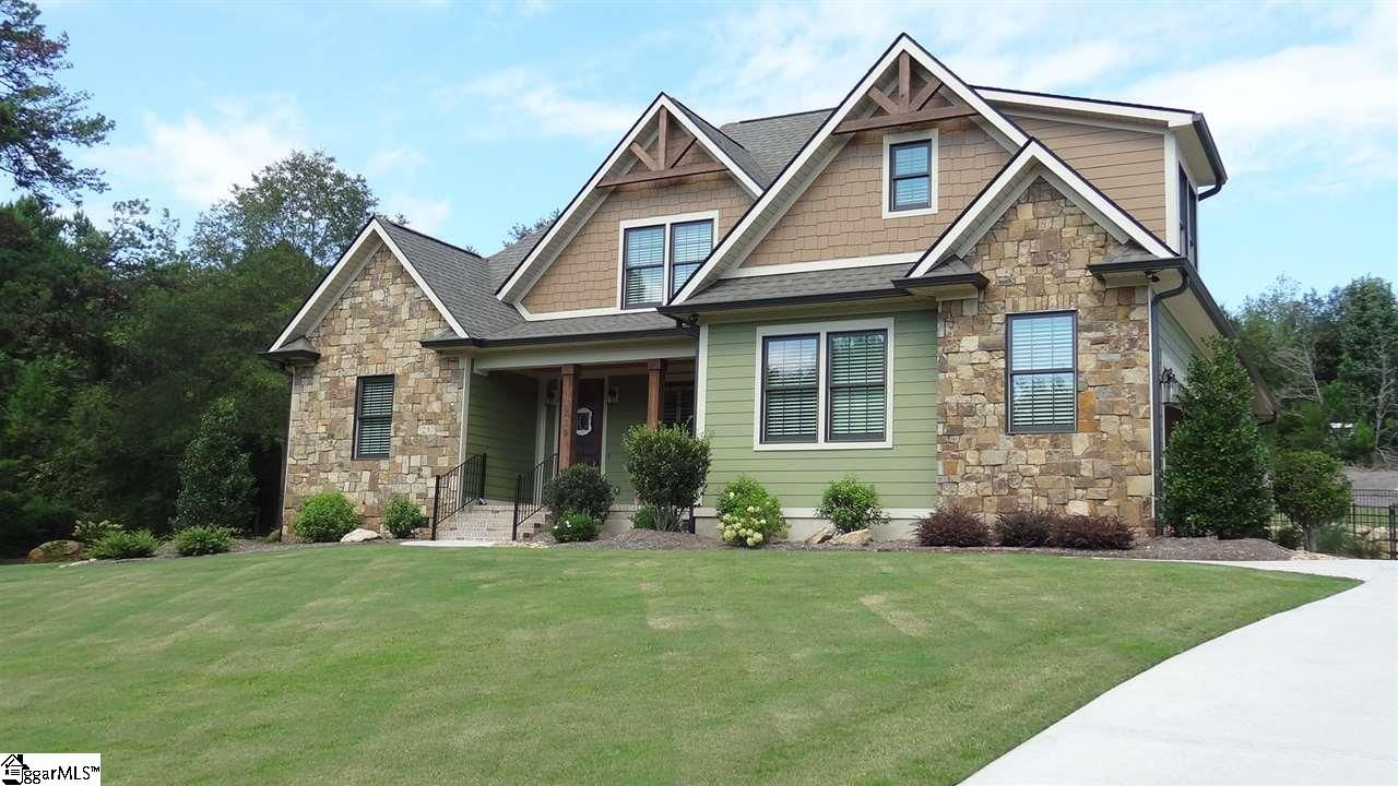 1219 Old Mill Road Easley Sc 29642 Photo 1 House Styles Mansions Property