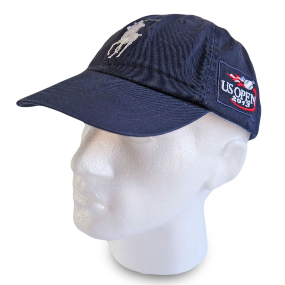 477a423e217 Polo Ralph Lauren Big Pony Baseball Cap Hat in Navy Blue Men Women Special  Price