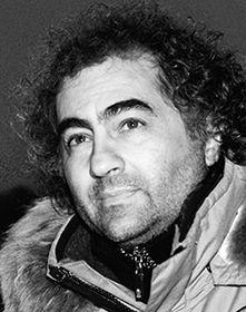 """Gerry Hofstetter, Lichtkünstler und Autor von """"Hütten im Alpenglühn"""", NZZ Libro 2015"""