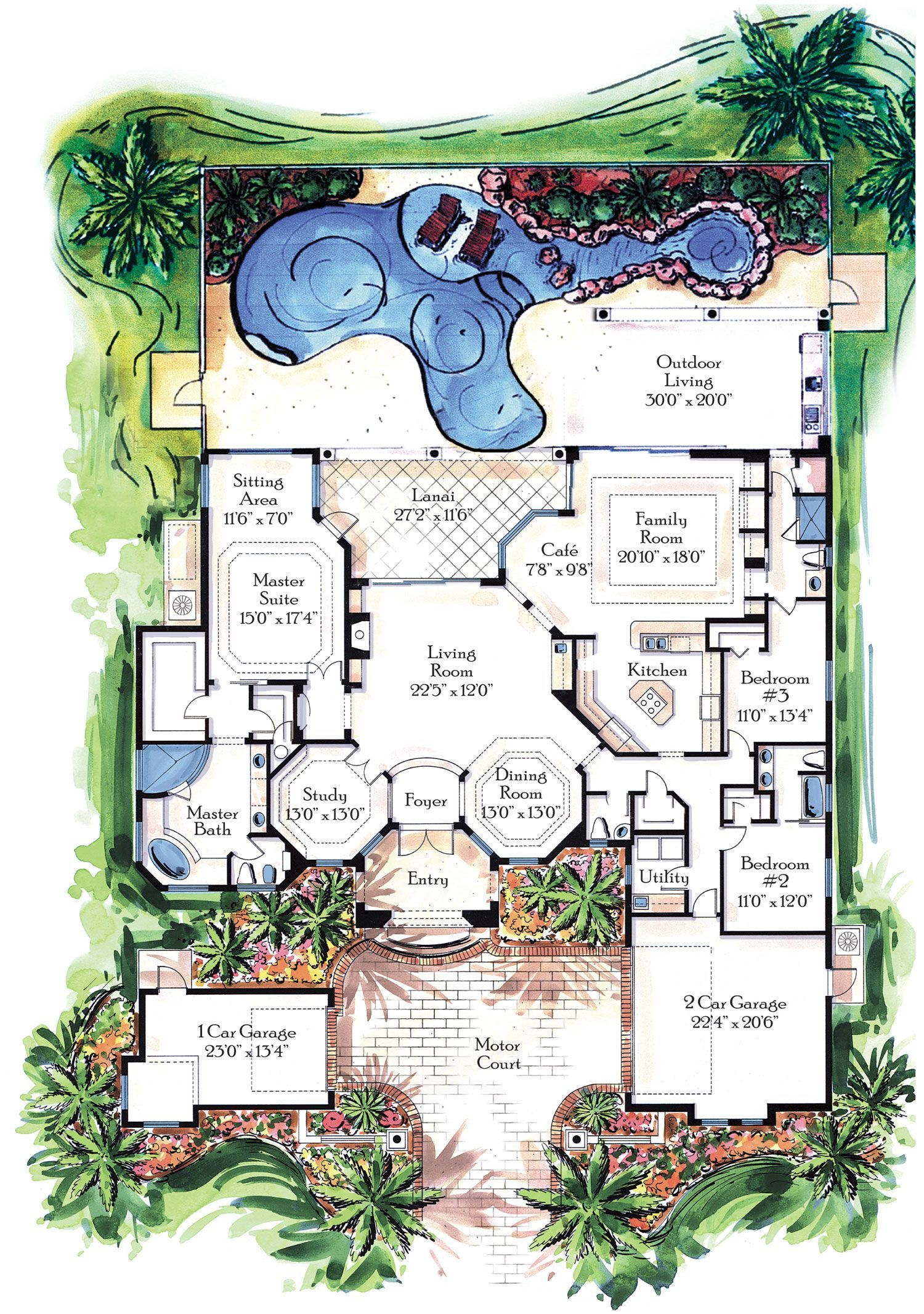 Luxury House Plans Luxuryhouseplans Luxury House Designs House Plans With Photos Luxury House Plans
