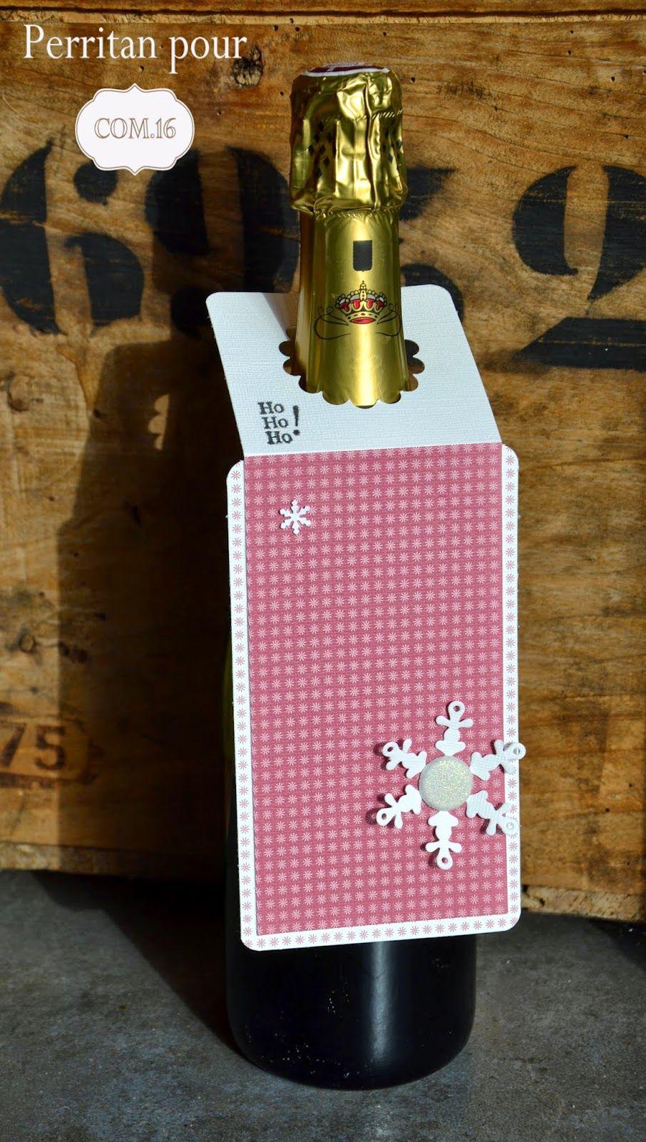 etiquette cadeau pour bouteille scrap recherche google etiquette bouteille pinterest. Black Bedroom Furniture Sets. Home Design Ideas