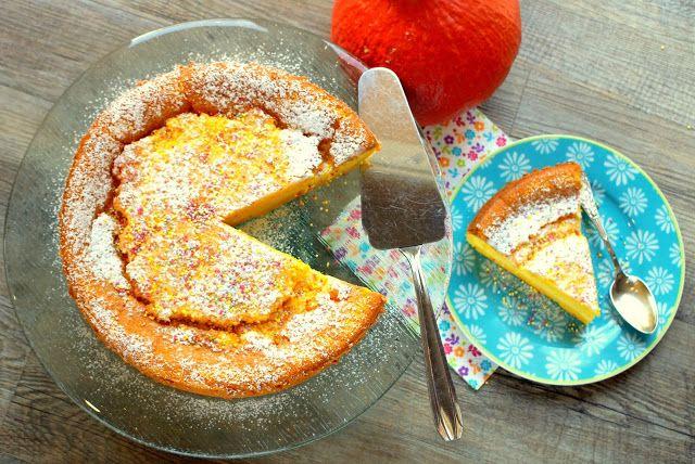 """Magic Pumpkin Cake de """"Bienvenue chez Spicy"""""""