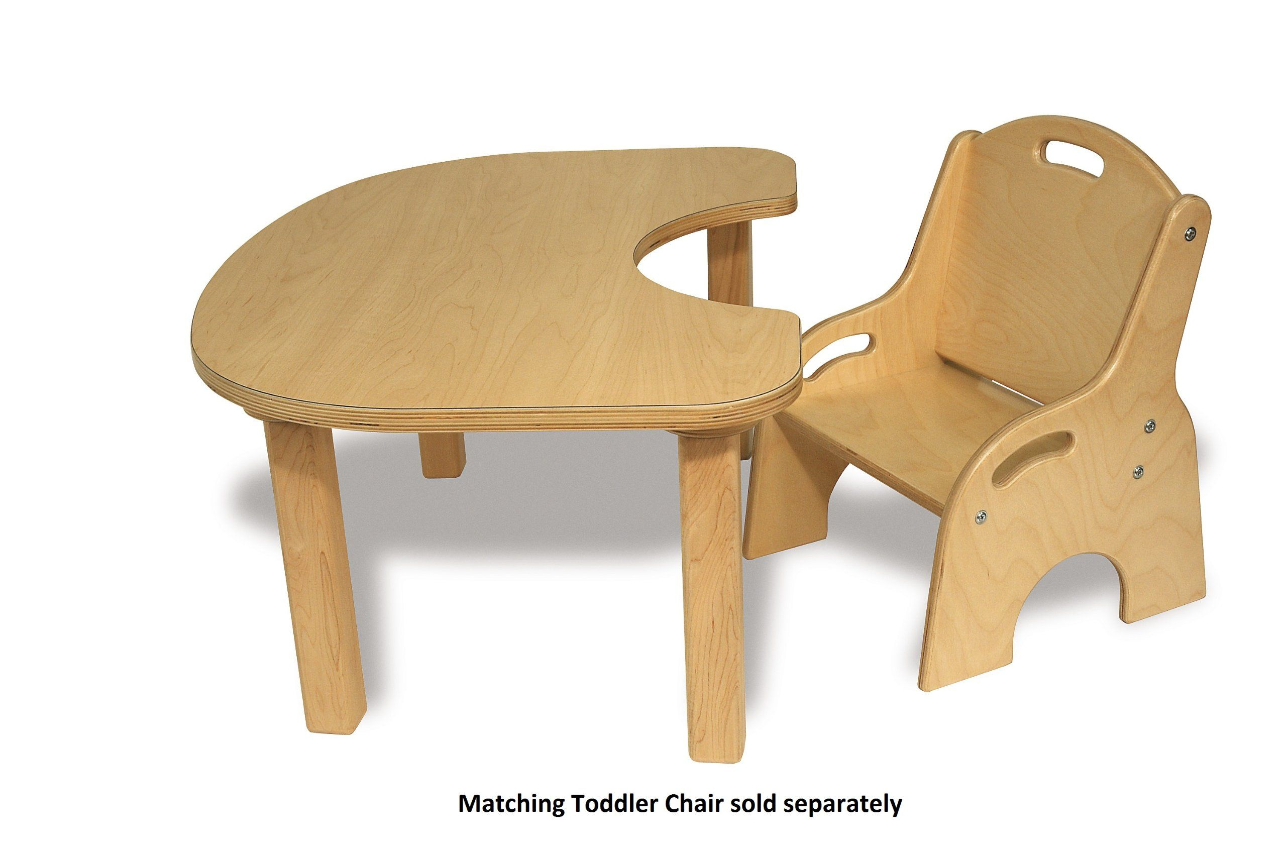 Child S First Table Wooden Table And Chairs Toddler Chair