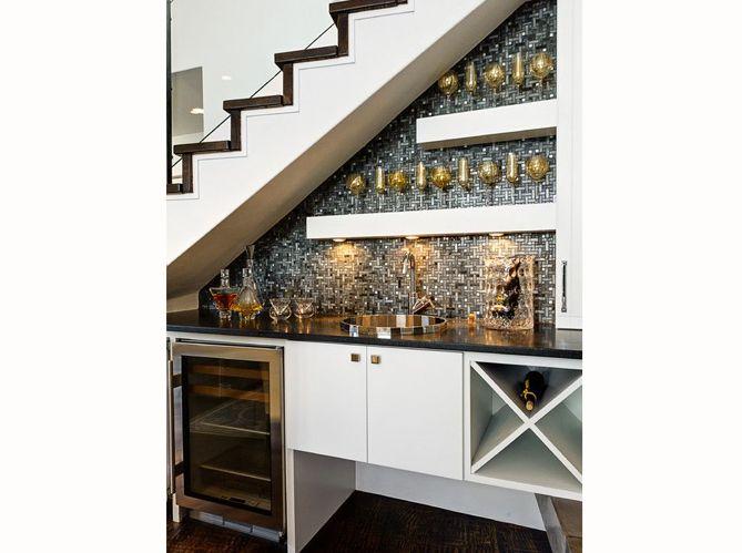 #déco #escalier #cuisine #pratique