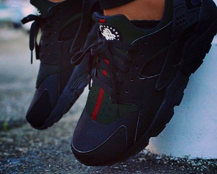 nike air huarache gucci shoes
