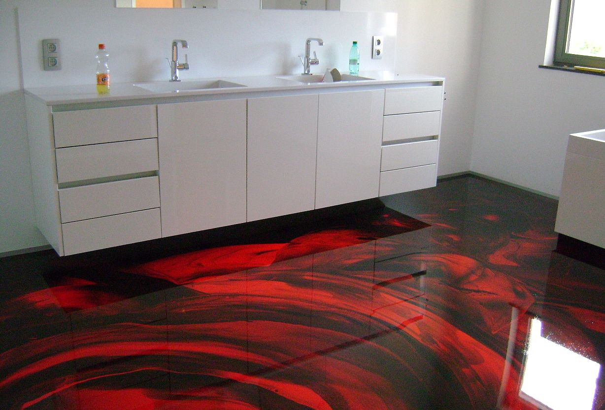 pu vloer effect design floors epoxy and seamless floor