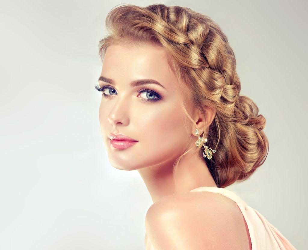 La plus belle mariée ce sera vous serum belle and hair style