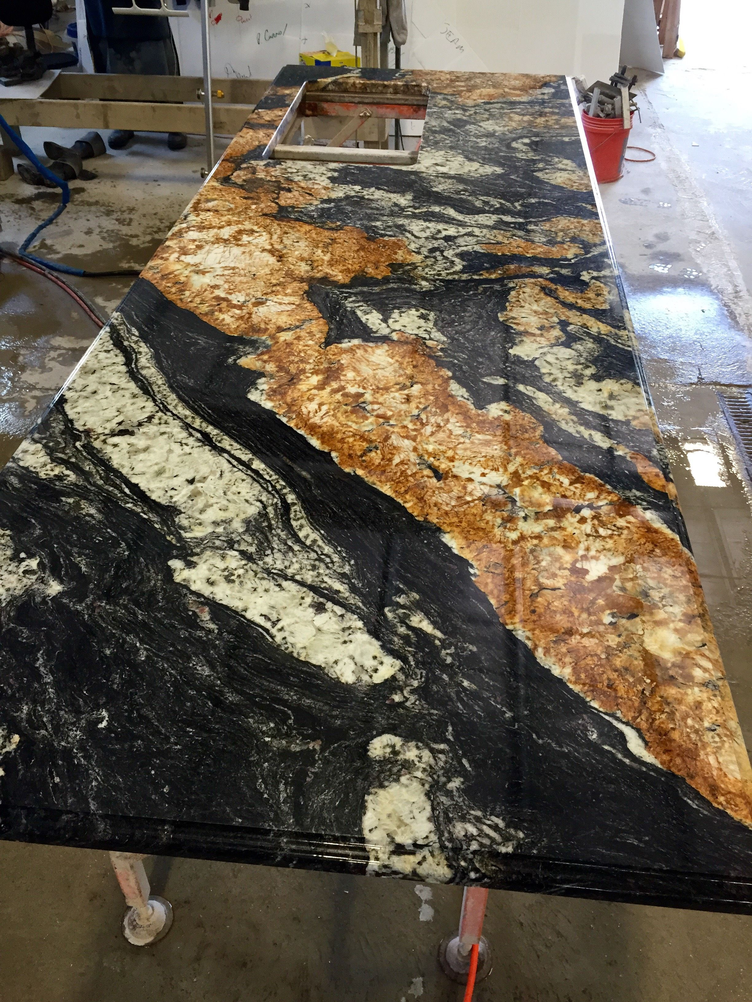 Countertops Sensa Orinoco Granite Granite In 2019