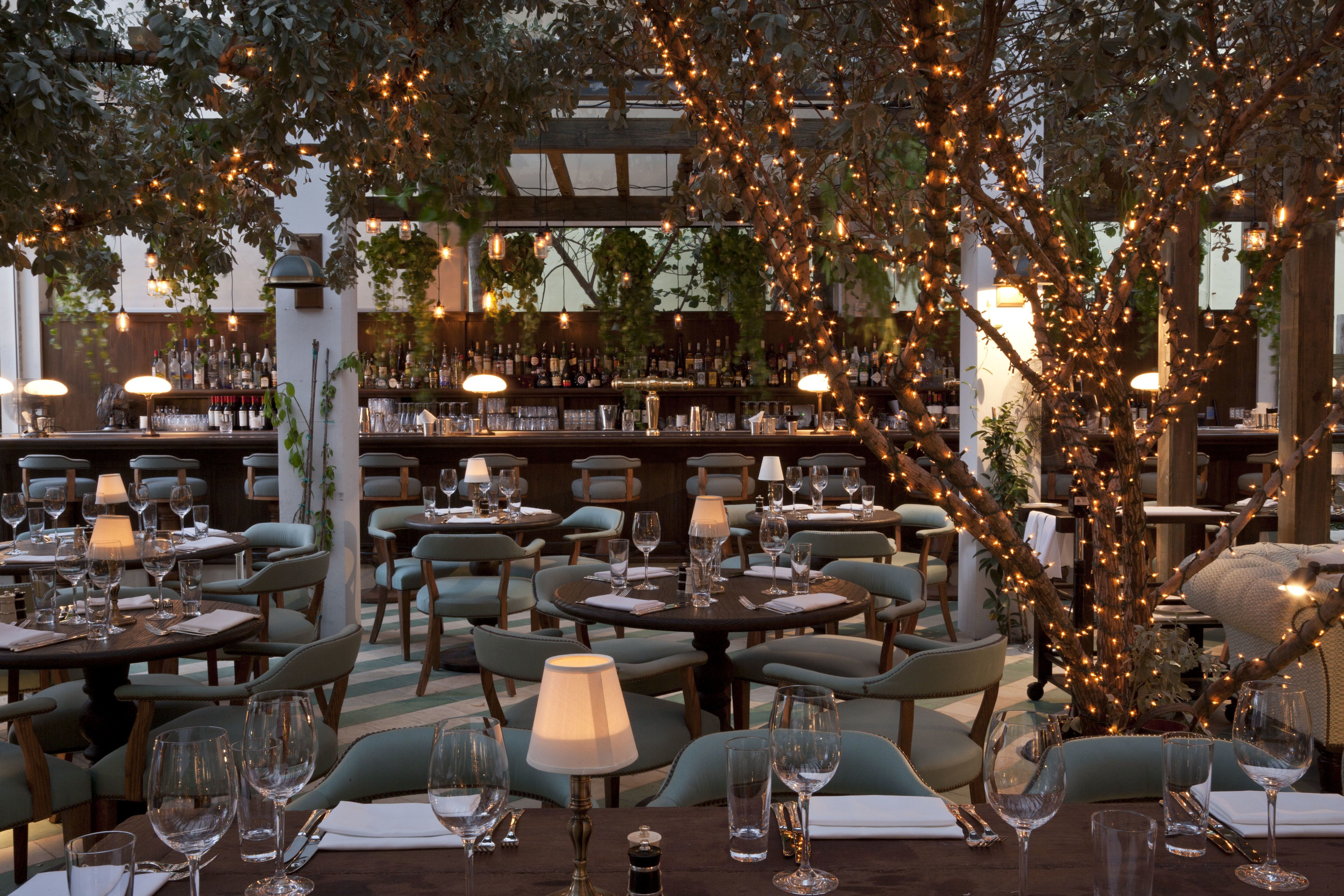 The Most Romantic Restaurants In The World Soho Beach House