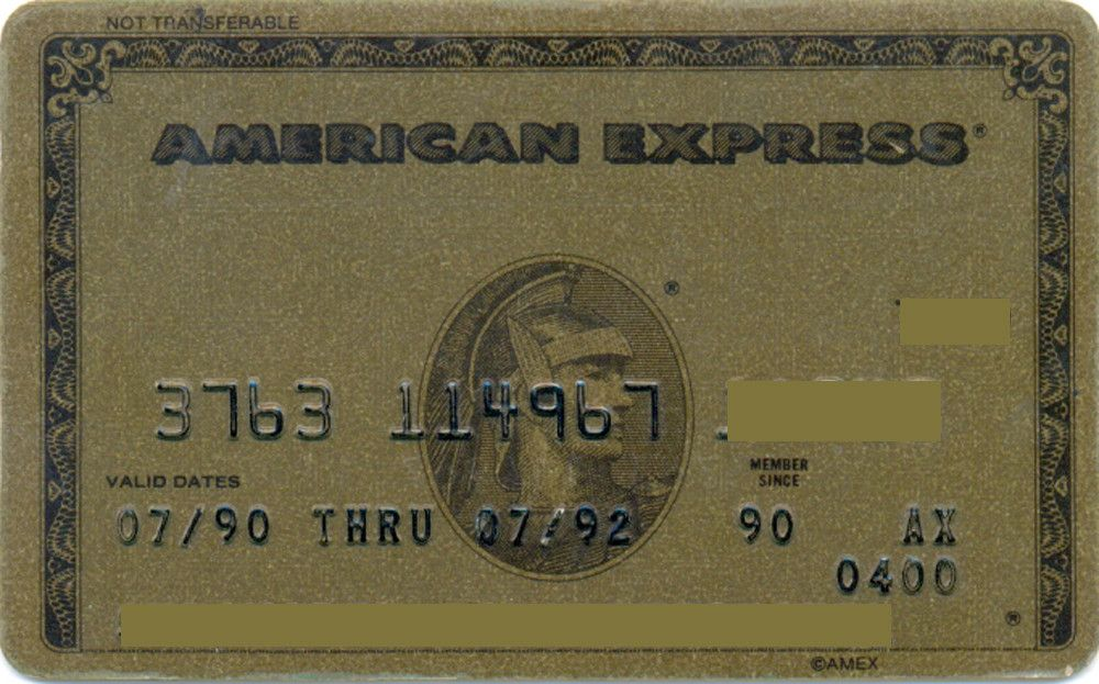 Bank Card Amex 8 American Express Thailand Col Th Ae 0008 Amex Card Expressions Cards