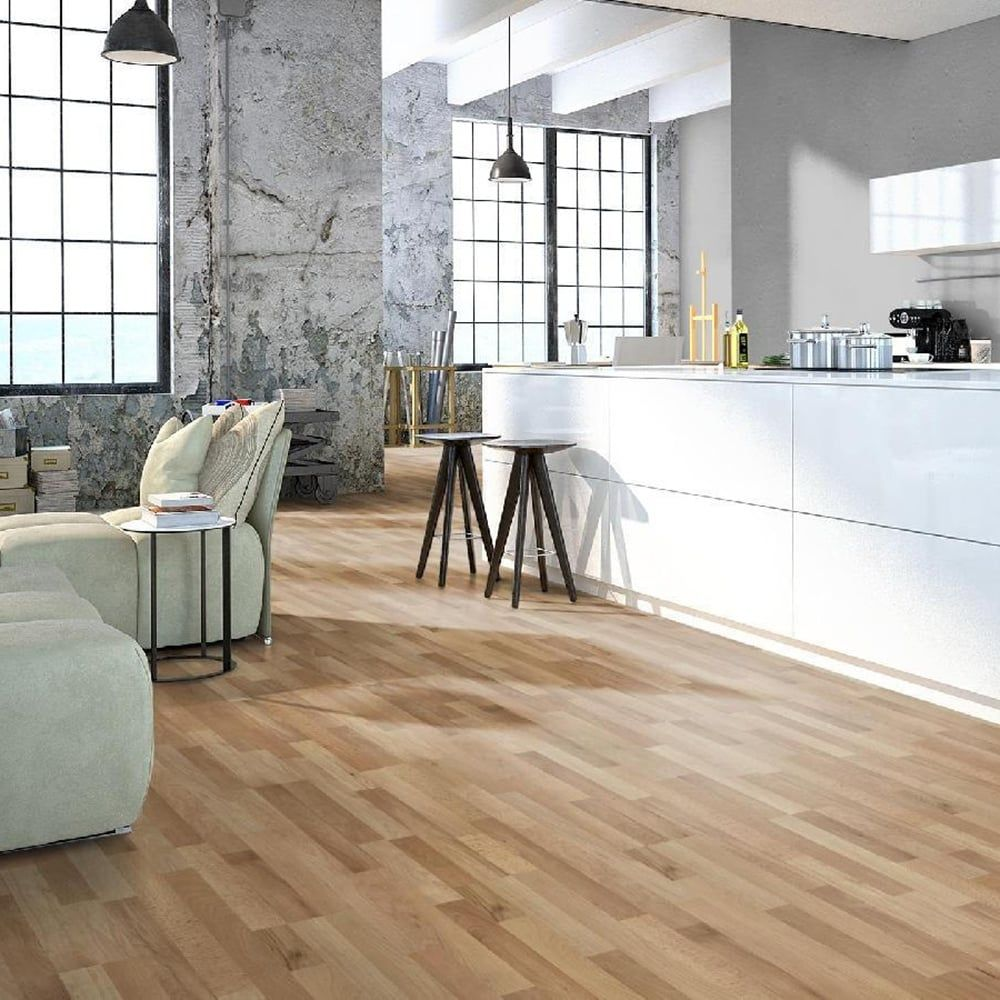 Provincial 7mm Laminate Flooring Classic Oak 2.245m2