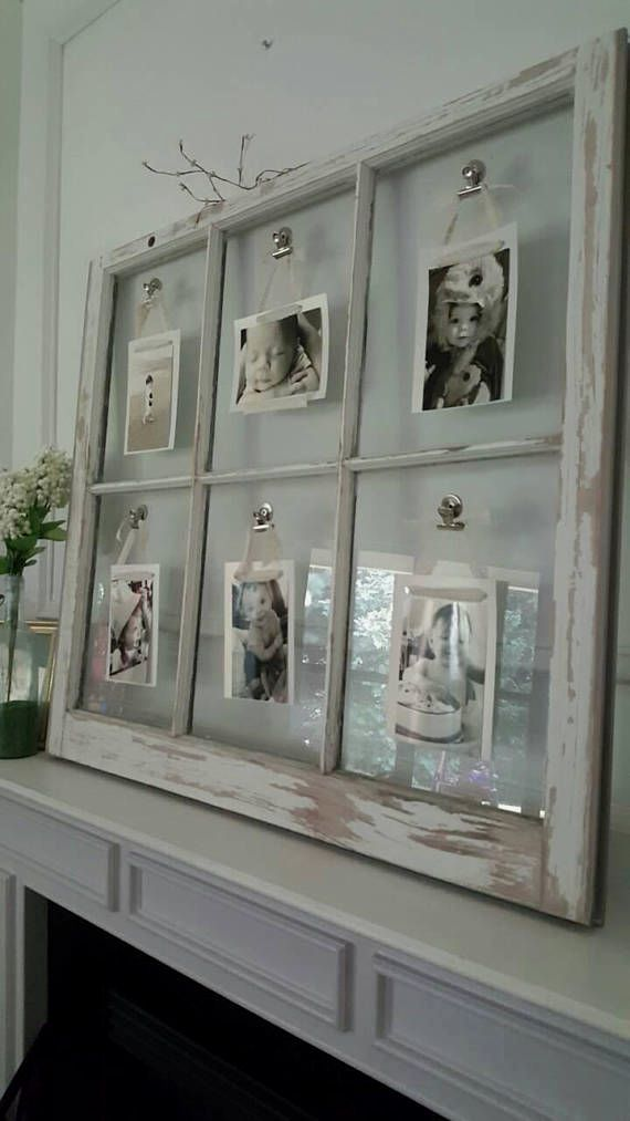 Get Inspired By These Do It Yourself Picture Frames Window Frame