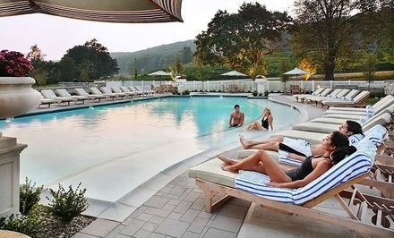 Stay at Omni Bedford Springs Resort in Bedford, PA, with Dates into September