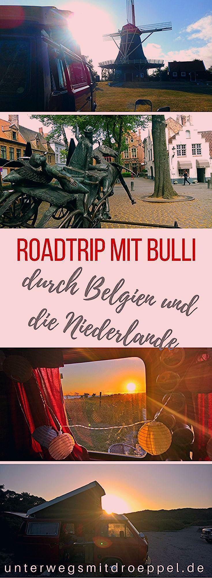 Photo of Mit dem Bulli durch Belgien und die Niederlande: ein Roadtrip in Zahlen – unterwegs mit dröppel