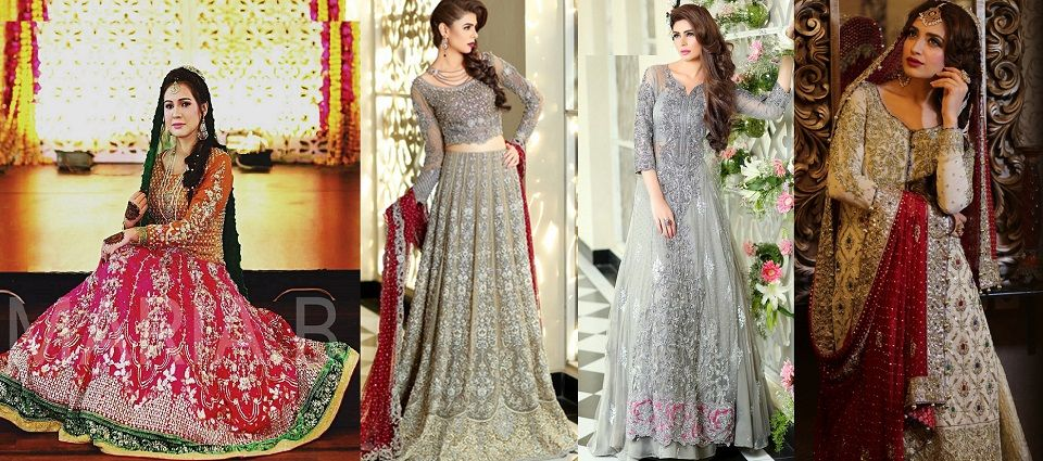 Top 10 Most Popular Best Pakistani Fashion Designers Hit List 2020 Latest Bridal Dresses Bridal Dress Design New Bridal Dresses