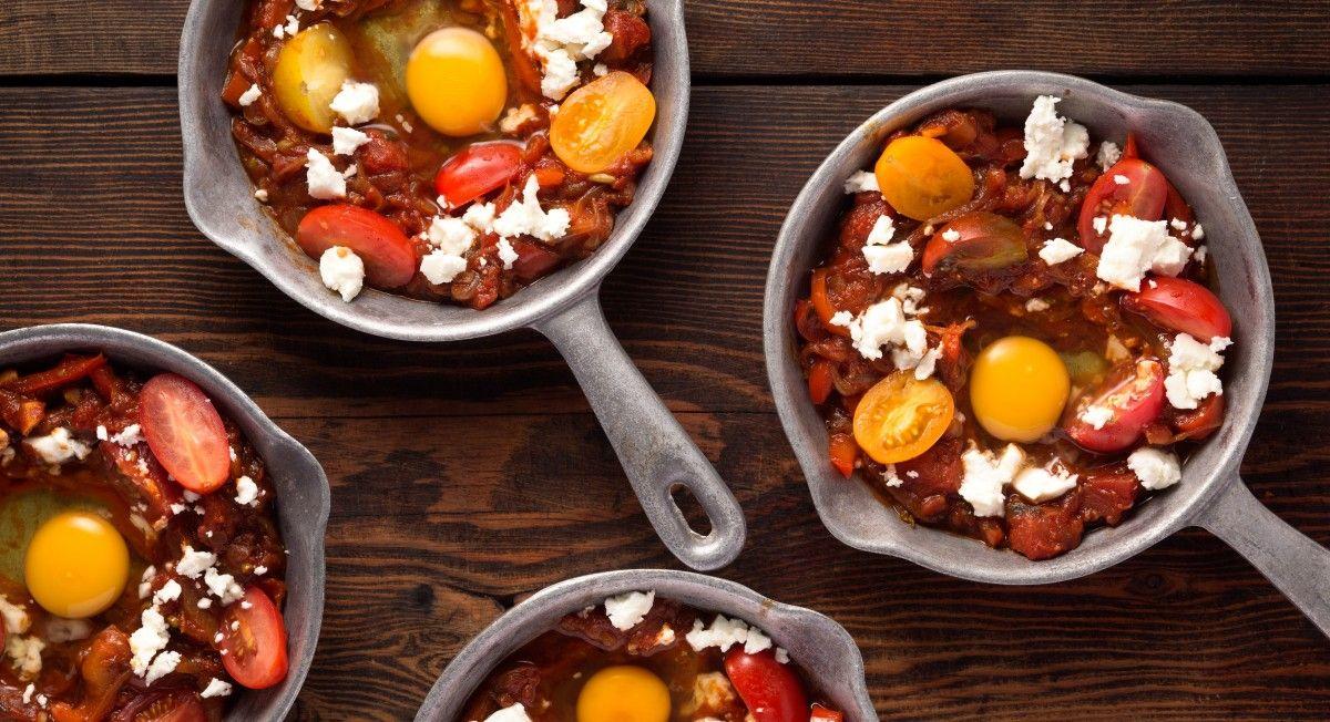 Eggs in Purgatory Recipe - Thrive Market