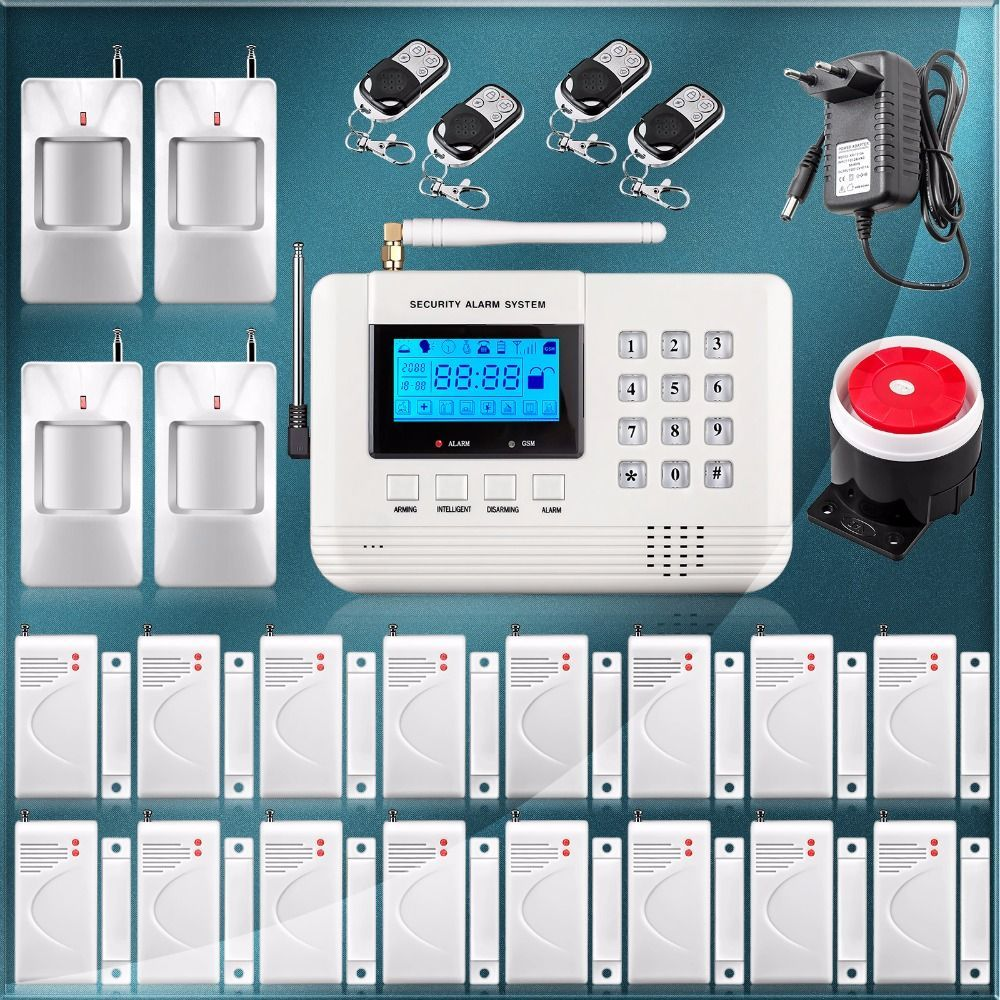 Home Alarm System - Take A Look At These Nice Home Security Tips ...
