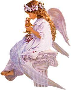 Resultado de imagem para mensagem anjos da vida