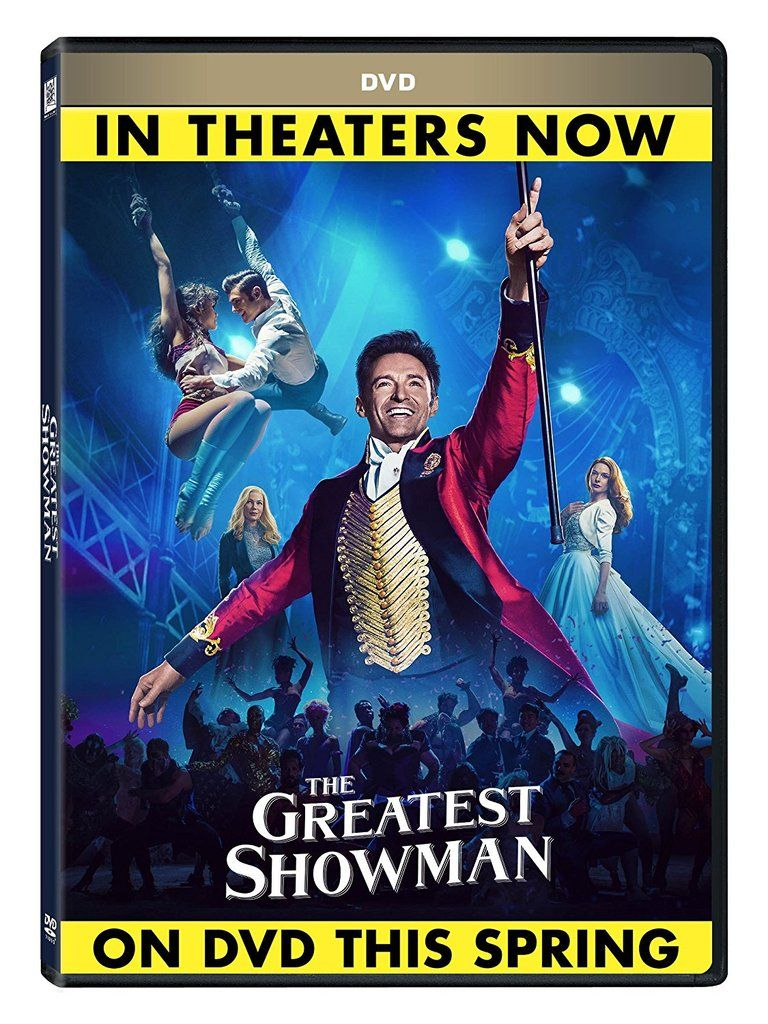 The Greatest Showman Vf : greatest, showman, Greatest, Showman, Showman,, Movie,, Movies