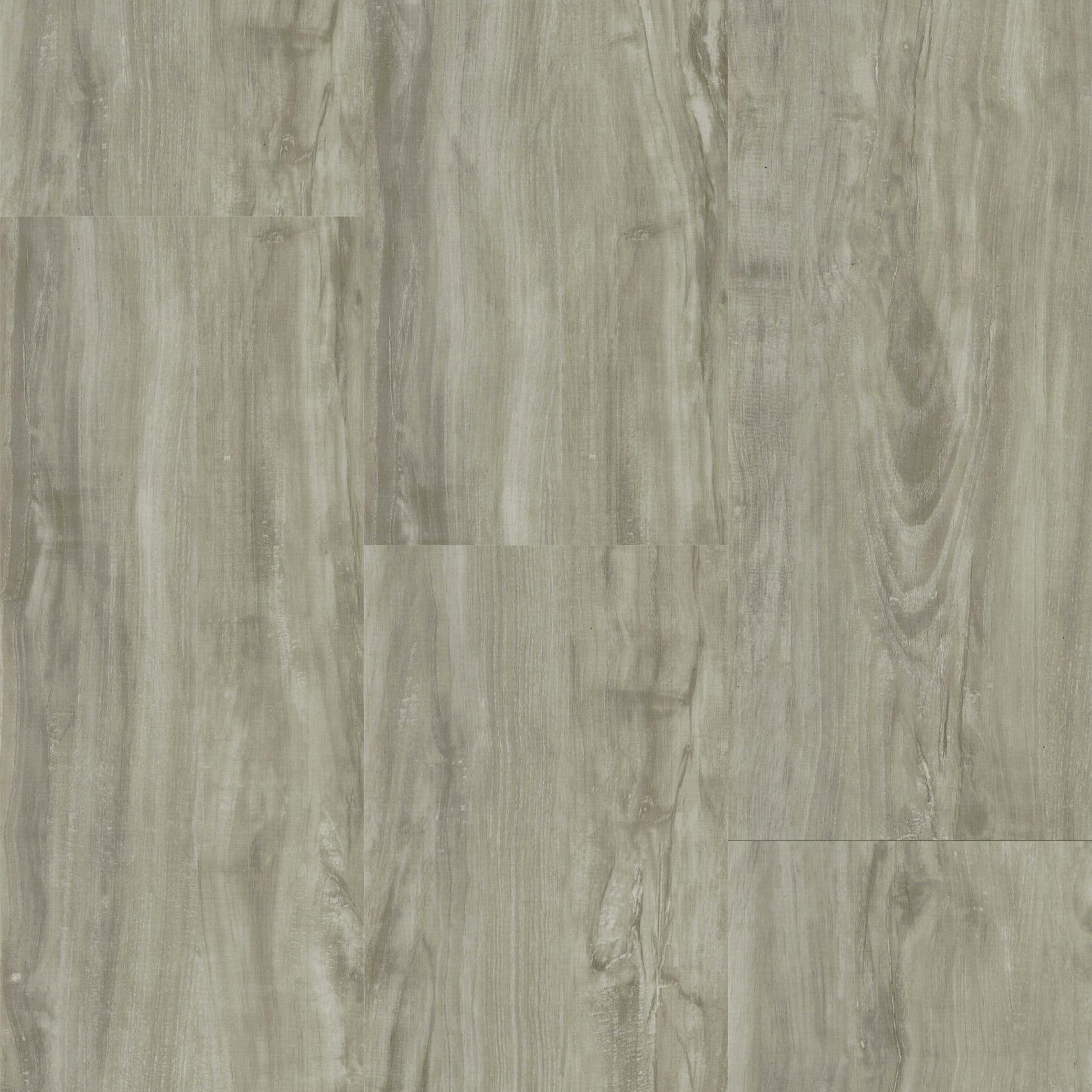 Supreme Elite Freedom Series Parliament Gray Oak Waterproof Loose Lay Vinyl Plank Flooring