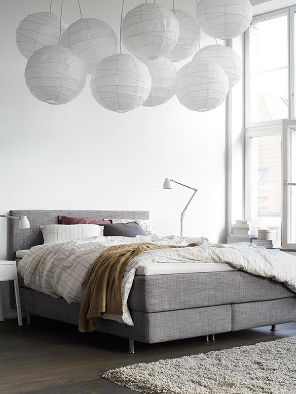 Best White Grey Contemporary Home Decor Ikea Home Interior 400 x 300