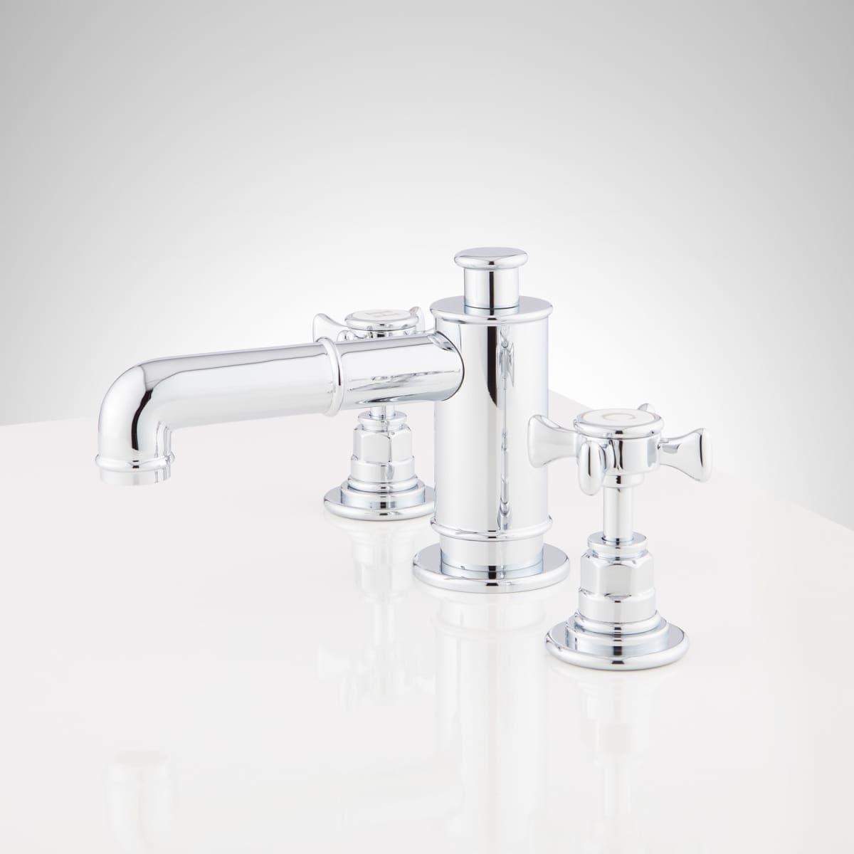 Signature Hardware 433017 Waterson 1 2 Gpm Build Com Bathroom Faucets Widespread Bathroom Faucet Faucet [ 1200 x 1200 Pixel ]