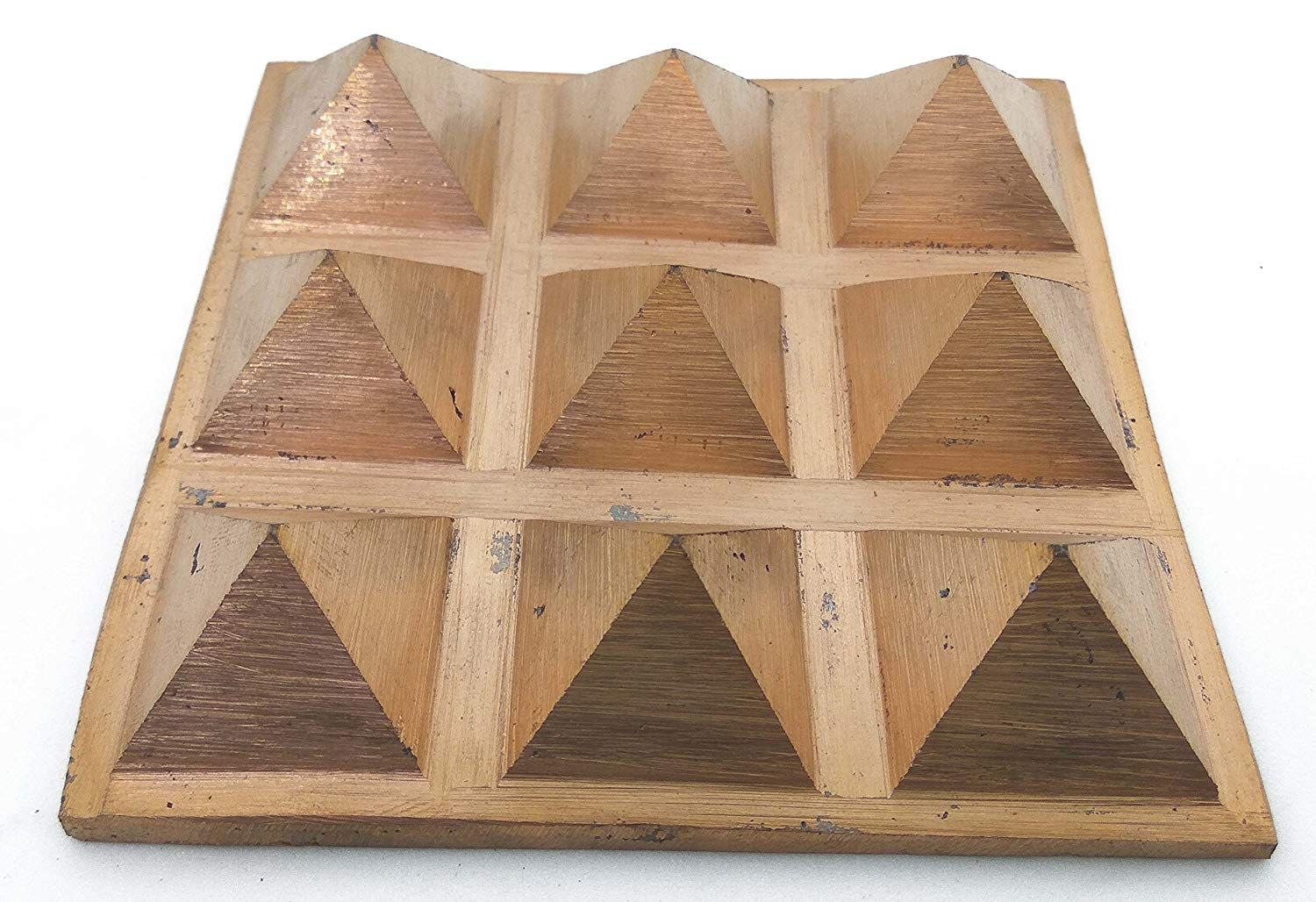Copper Pyramid Chip Vastu Tool Discover Quick And Easy Ways To Control And Use The World S Oldest Success Tool Vast Money Frame Copper Pyramid Pyramids