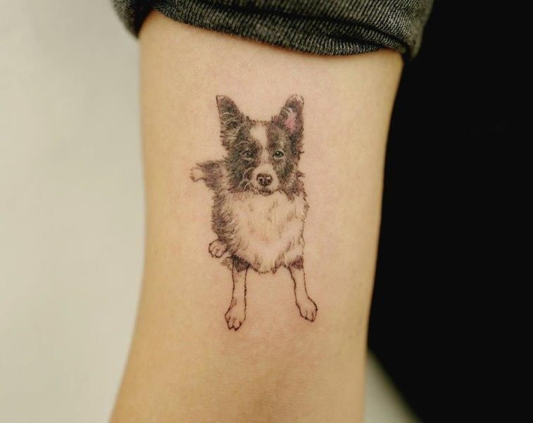 20 Tattoos Ideas That All Dog Lovers Will Want To Make You Ll