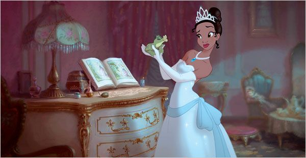Disney Movies | 2009-The Princess and the Frog
