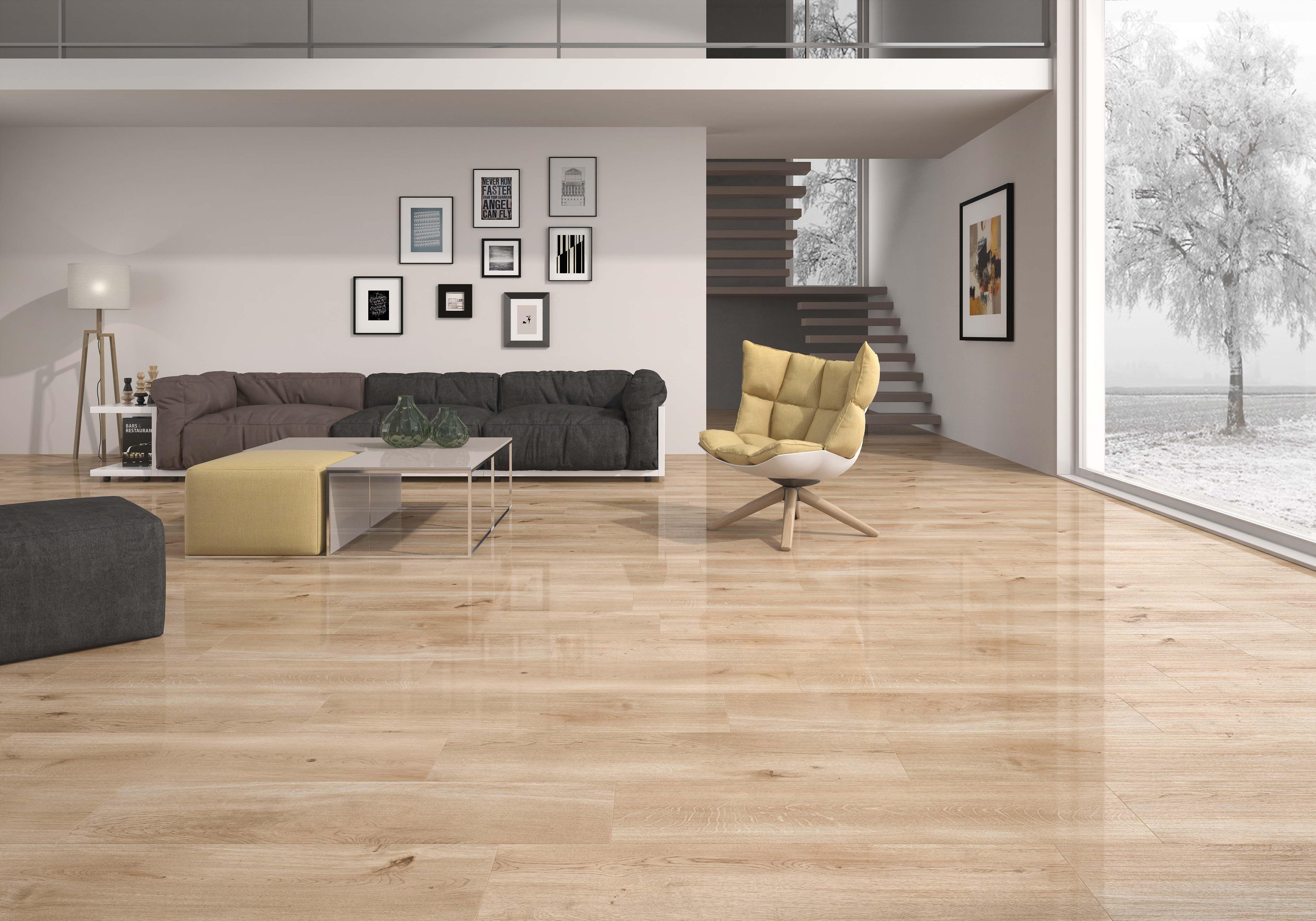Keraben madeira floor tile part of the tile of spain - Ceramica imitacion madera ...