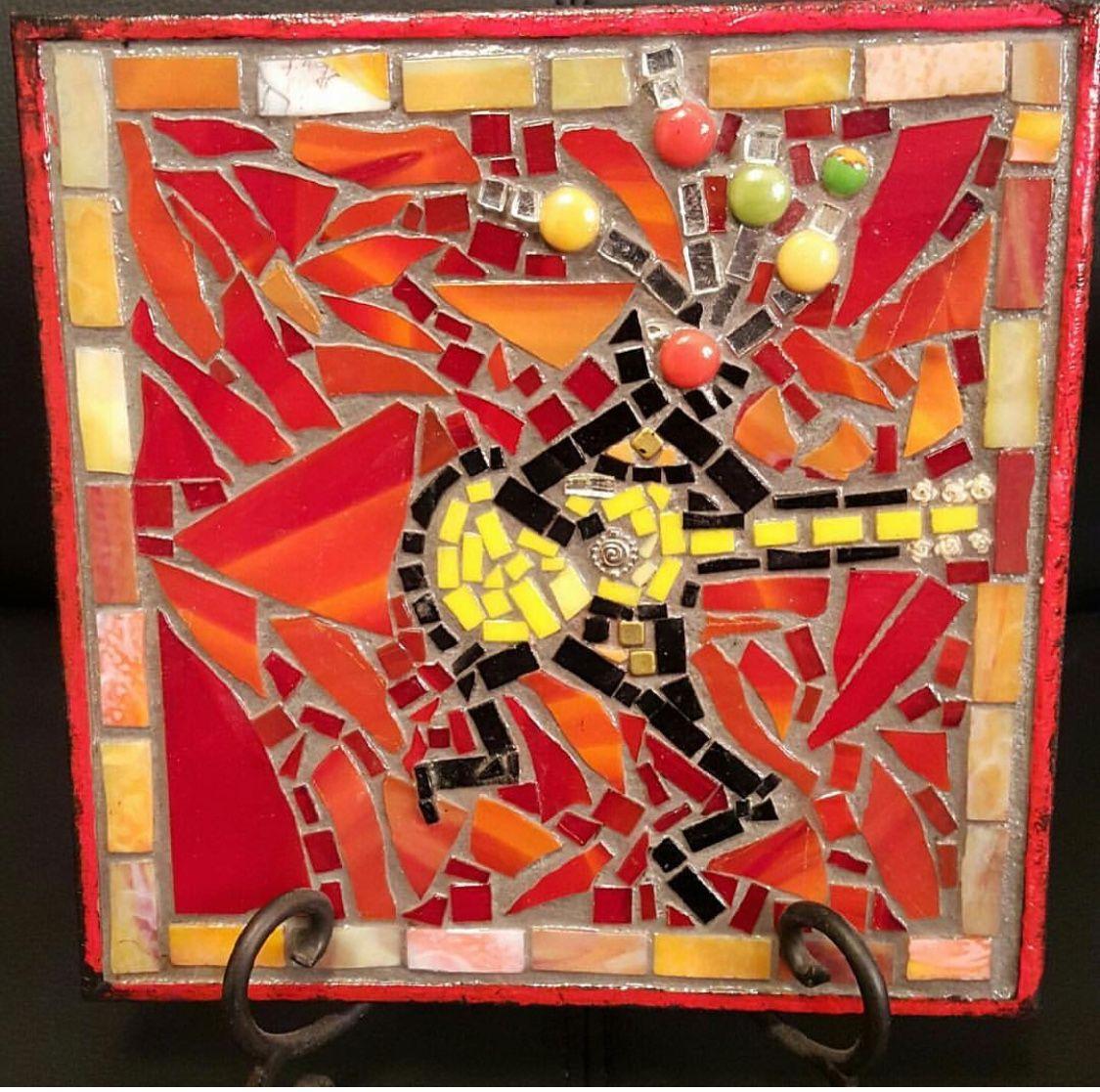 26 Pin by clauvrarei on mosaic wall art   Mosaic wall art, Mosaic art ...