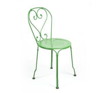 Ruohonvihreä 1900-tuoli