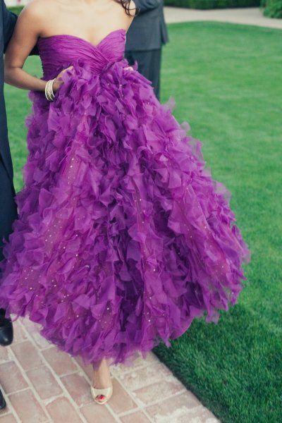 Será este o meu vestido de noiva :)
