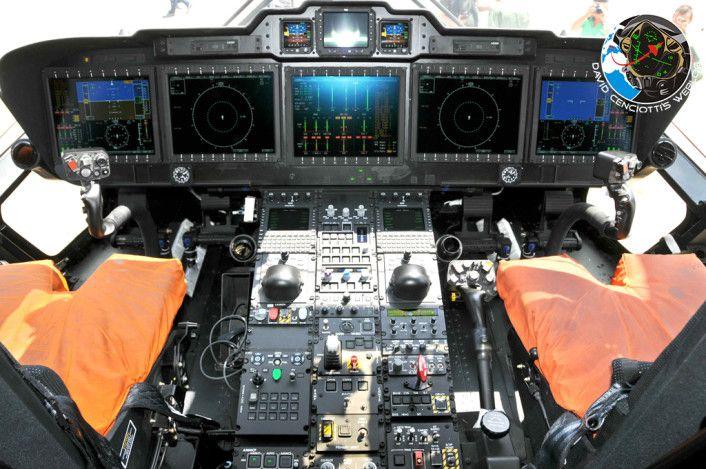 Resultado de imagen para hh-101a caesar helicopter cockpit