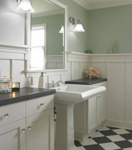 Wainscoting Bathroom: 5 Great Bathrooms With Wainscoting