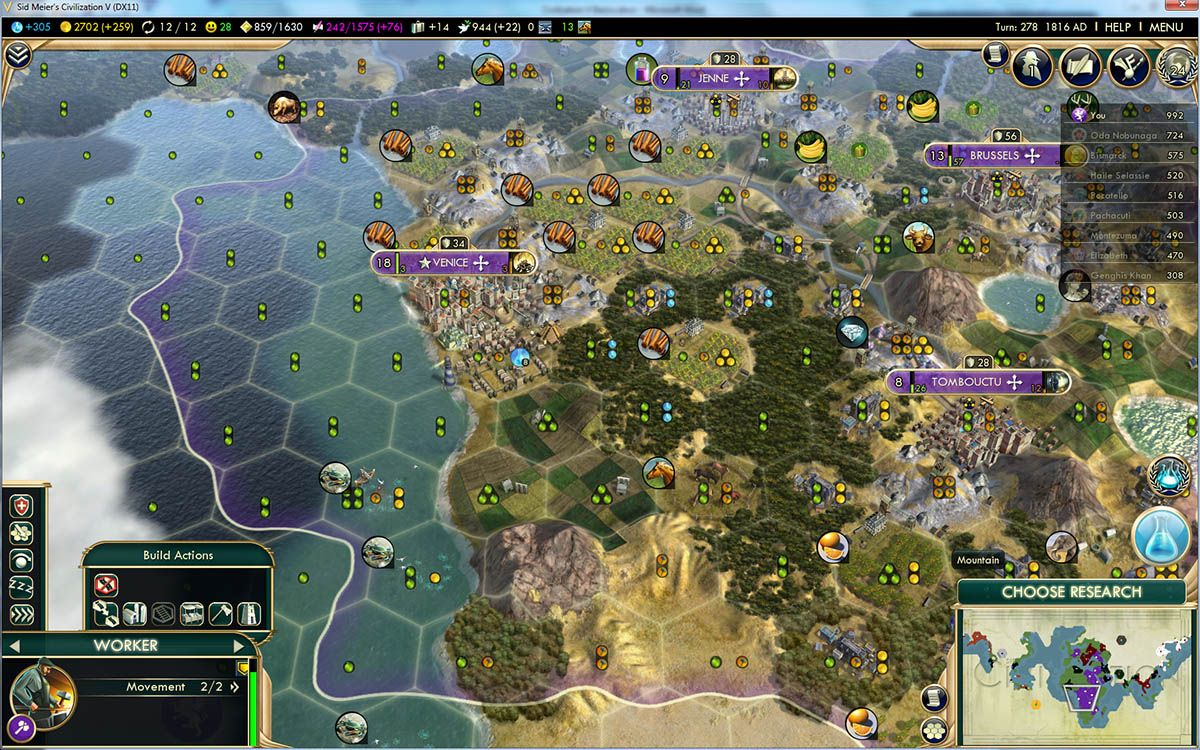 Civilization V Guide The Basics Game Play Inside 05 10 17 Civilization Basic Guide