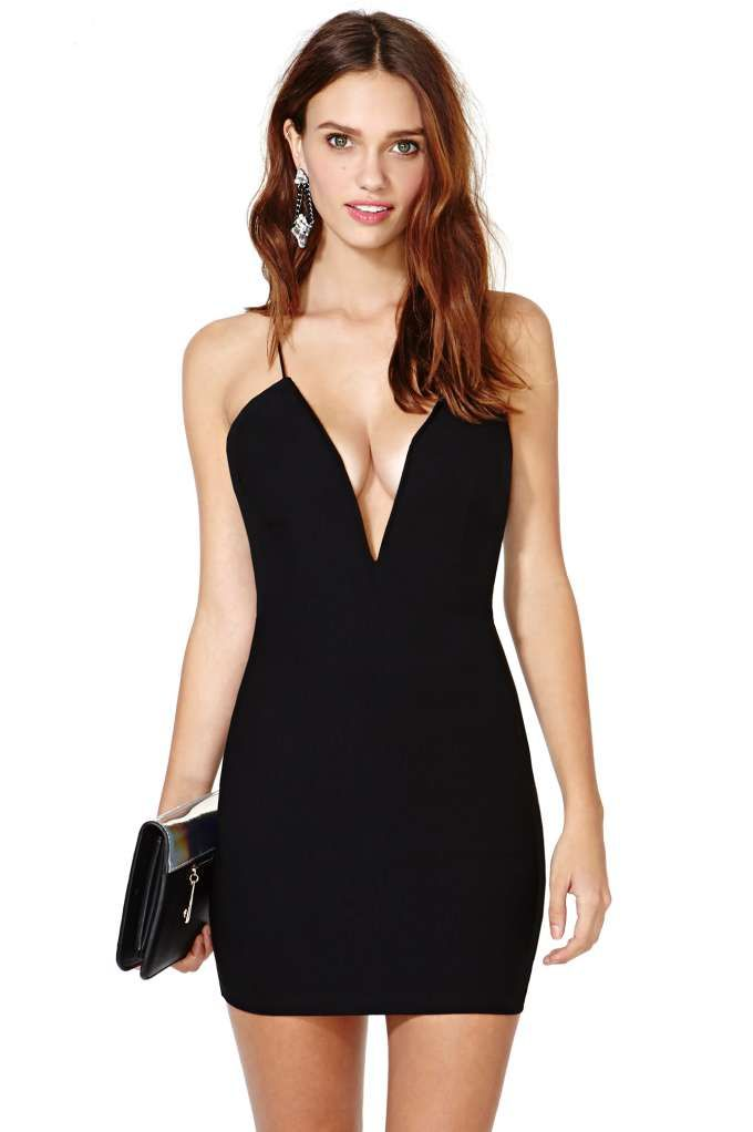Nasty Gal Eyes On You Dress | Shop Going Out at Nasty Gal