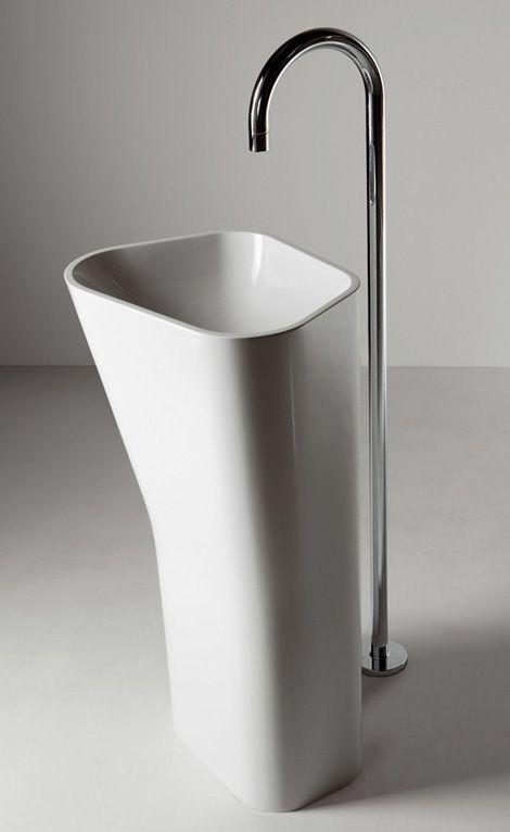 Kos Free Standing Sink Lab01