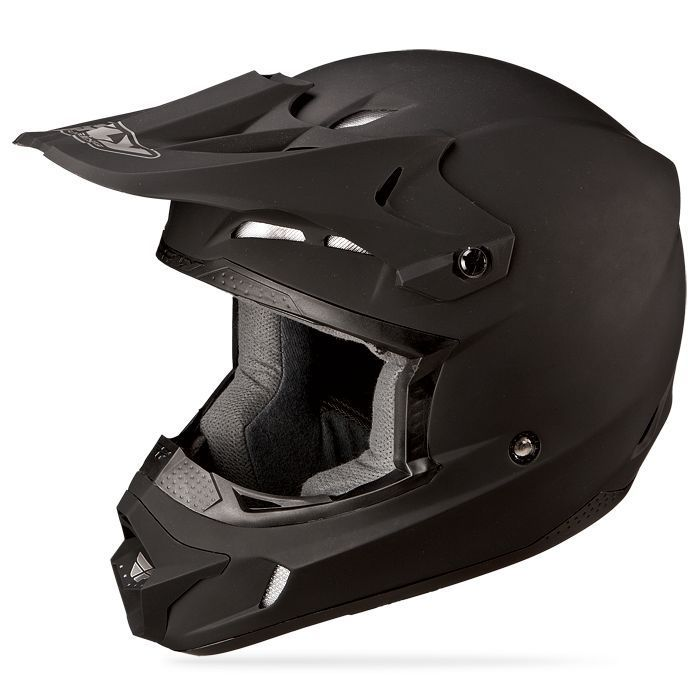 Fly Kinetic Full Face Bmx Mx Dh Helmet Sz Adult Xxxxl Matte