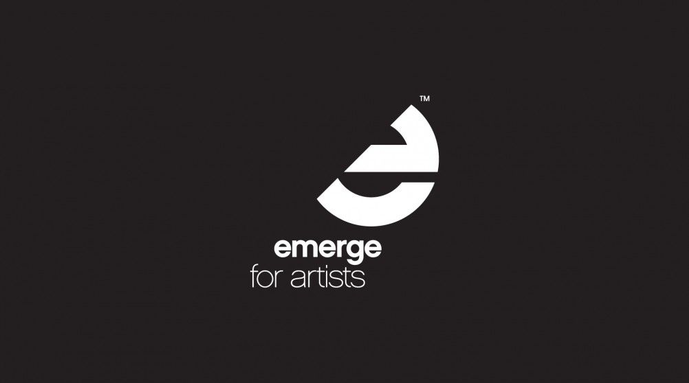 A_P_Emerge_Artists_Logo Sickeningly simple and brilliant