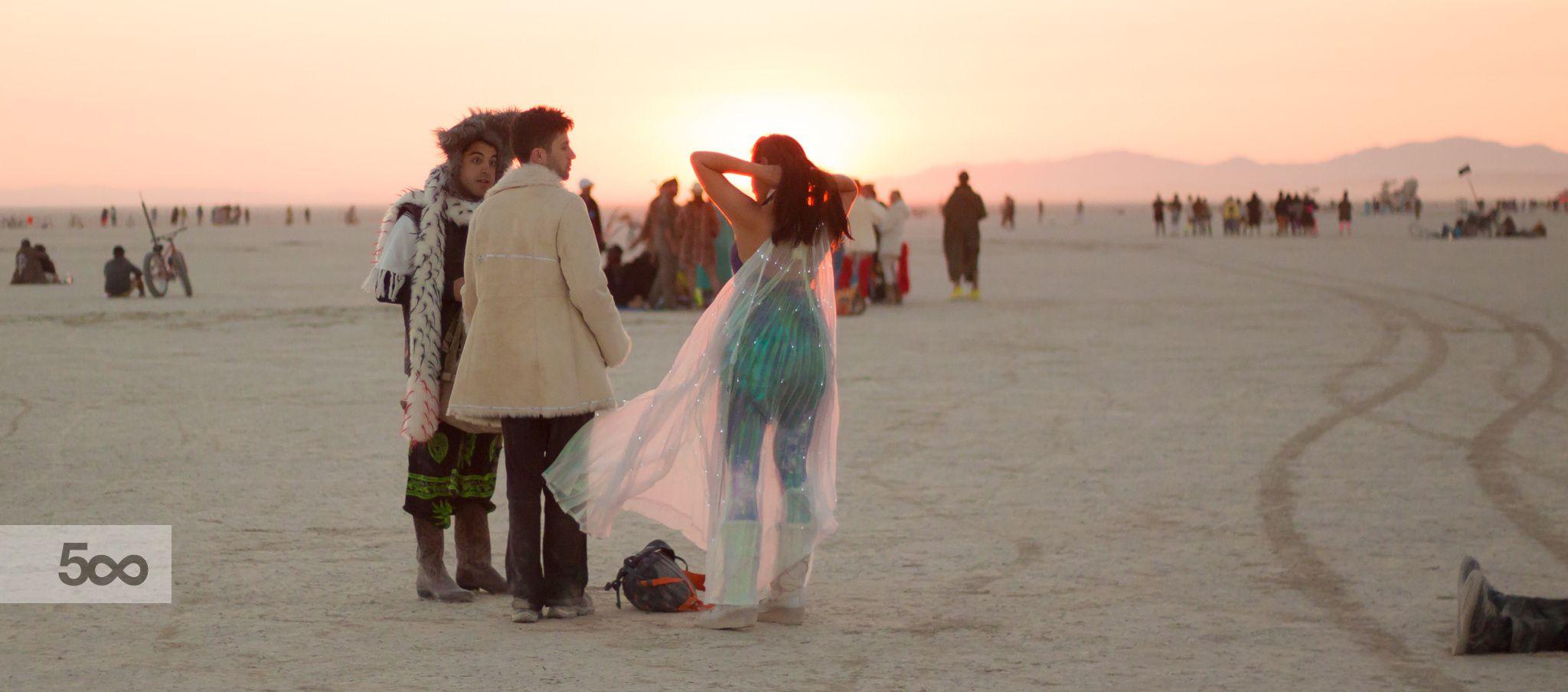Photograph Burning Man 2015 by Daria Krylova on 500px