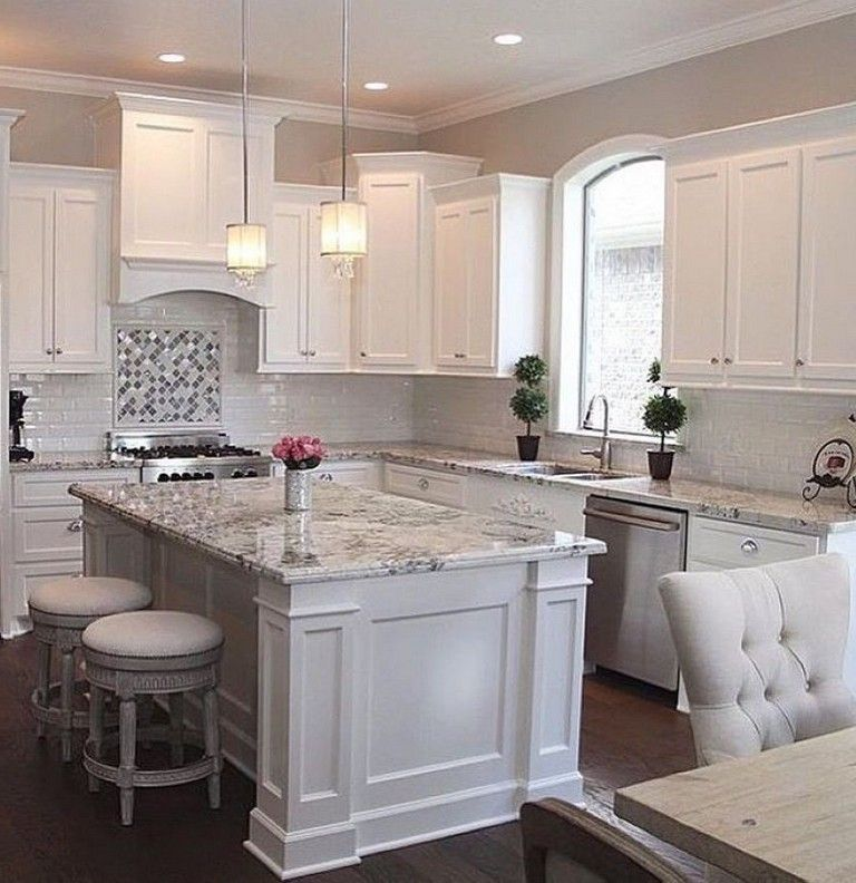Chair Kitchen Countertop Remodel: 40+ Present And Beautiful Kitchen Countertops Design Ideas