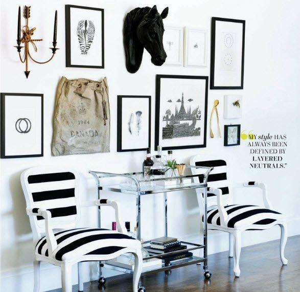 style at home: september issue}   Home Remodel   Pinterest ...