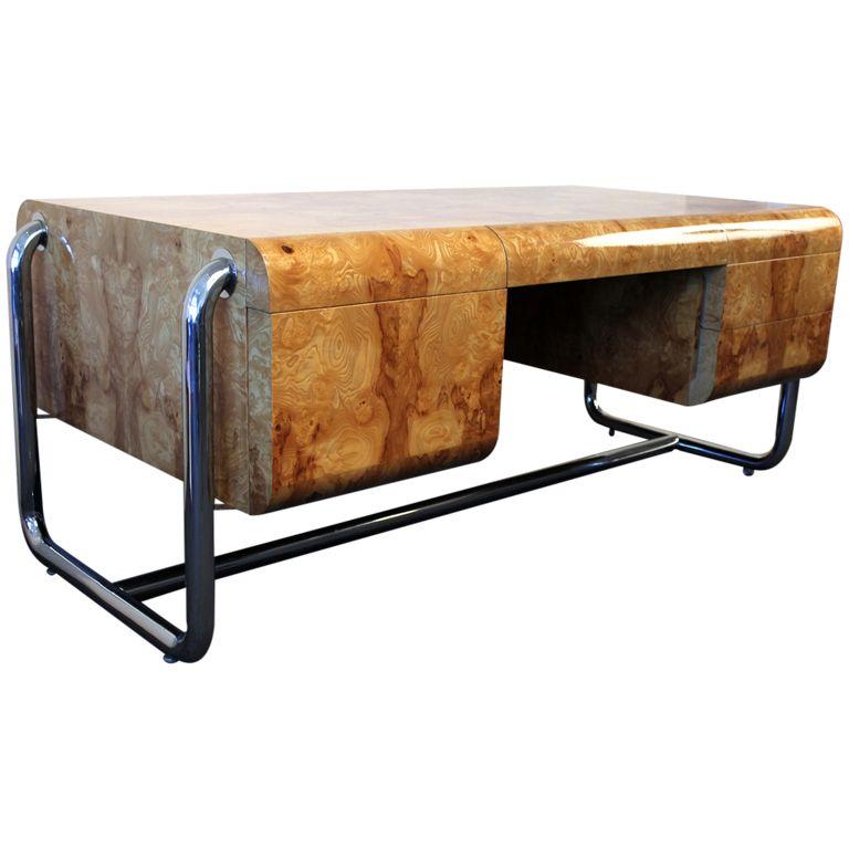 Leon Rosen For Pace Desk Desk Desk Design Unusual Desk
