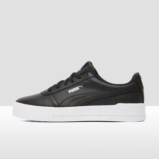 Carina sneakers zwart dames   Sneaker, Zwart, Zwarte schoenen
