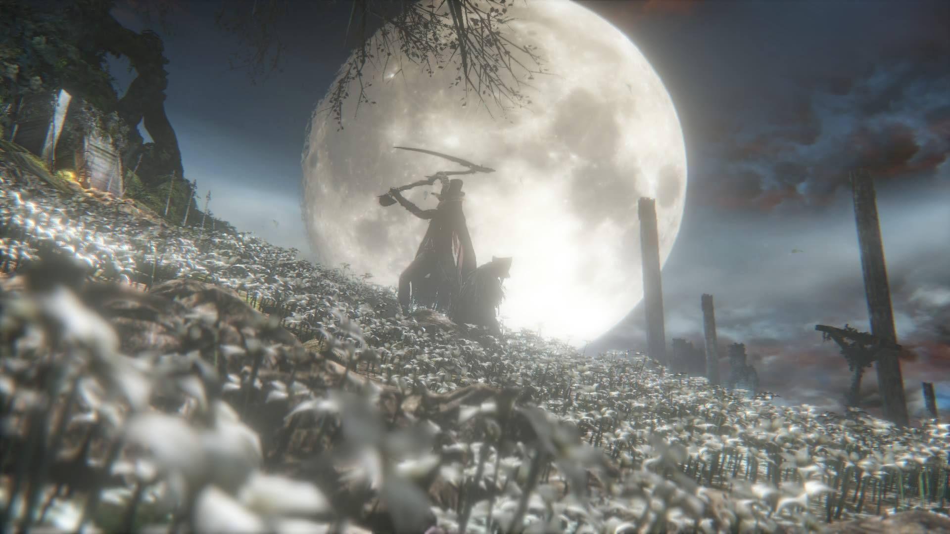 Wake Up [Bloodborne Spoilers] Bloodborne art, Dark