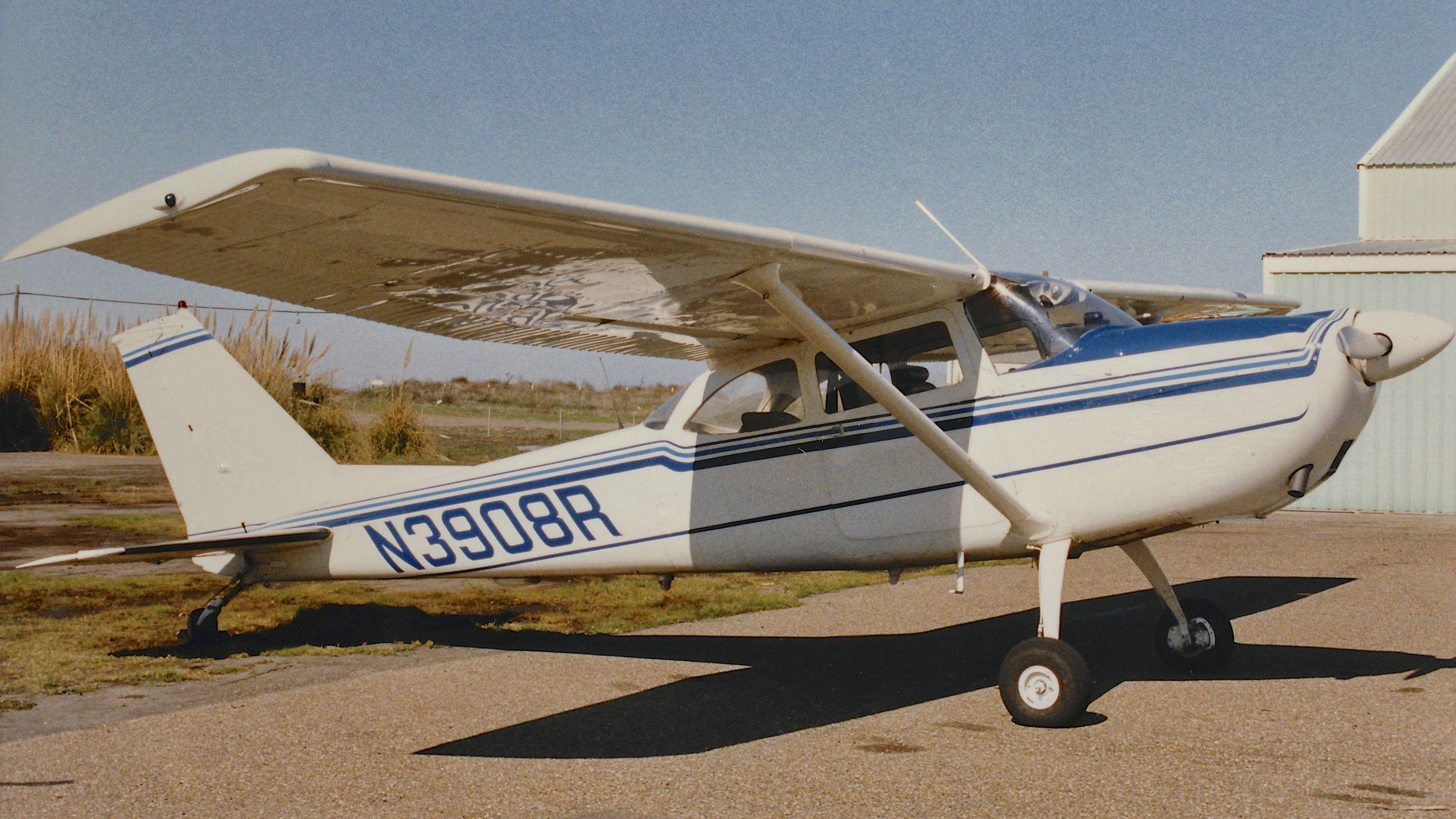 1966 Cessna 172 H N3908R  Tail wheel conversion, 180hp, long range